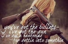 Fastest Girl In Town - Miranda Lambert