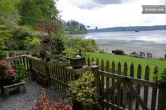 Vashon Island (outside Seattle) rental home