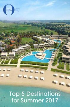 Halkidiki is located an hour from Thessaloniki, in Greece's mainland. This year, Sovereign has challenged me to preview the stunning Sani Dunes, which opened at the end of June. Owned by the same company, I must confess, I was very impressed with this hotel and the Sani report.