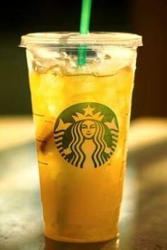 Starbucks Secret Menu: Cold Russian Tea Refresher