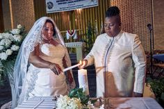 Two American Lesbian Pastors Wed In US (Photos)