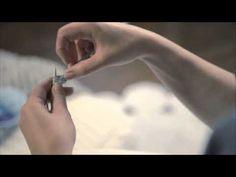 NovitaTube, How to videos (in Finnish), Nurja silmukka (oikeakätinen) #novitaknits #knitting
