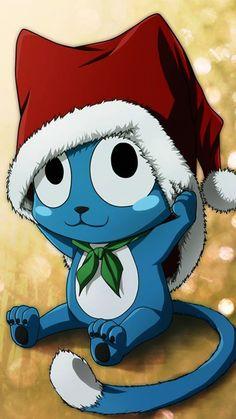 Natsu:- my little happy Fairy Tail Lucy, Art Fairy Tail, Fairy Tail Amour, Fairy Tail Drawing, Image Fairy Tail, Fairy Tail Happy, Anime Fairy Tail, Natsu Fairy Tail, Fairy Tail Family