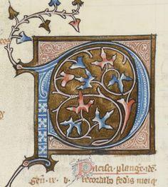 Sacrorum Bibliorum Concordantiae [troisième Concordance) Auteur : Maître du Roman de la Rose. Enlumineur Date d'édition : 1325-1350 Type : manuscrit Langue : Latin