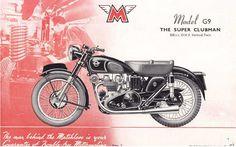 Matchless 1952