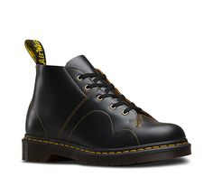Shop Men's Monkey Boots on the official Doc Martens website. Check out popular Dr. Martens styles like the Church Boot in a variety of leathers, textures and colors. Dr. Martens, Doc Martens Stiefel, White Doc Martens, Doc Martens Style, Doc Martens Outfit, Doc Martens Boots, Dr Martens Store, Minimalist Shoes, Shoe Company