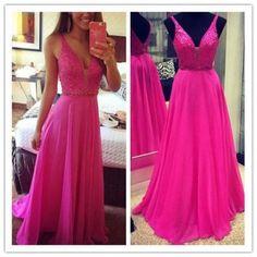 http://www.luulla.com/product/561599/v-neck-fuchsia-beaded-prom-dresses-a-line-off-shoulder-prom-dresses-long-cheap-chiffon-prom-dresses-gorgeous-elegant-prom-dresses-2016