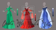 :: Adoptable Gem Outfit: AUCTION Only One OPEN :: by VioletKy.deviantart.com on @DeviantArt