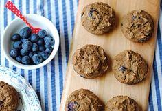 Clean Blueberry Protein Muffins  #Food #Drink #Trusper #Tip