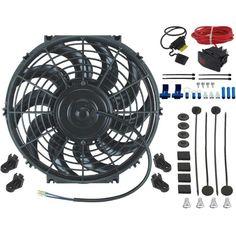 A-Premium Engine Radiator Cooling Fan Blade for BMW E32 E34 E39 E36 E46 Z3 E53 323i 325i 328i 525i 530i M3 Z3 X5