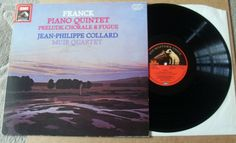 £5.99 or Make An Offer at Ebay.  Franck Piano Quintet.  Prelude Chorale & Fugue.