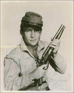 Nick Adams-----The Rebel.Confederate Army Veteran Johnny Yuma roams the American West. Actor Secundario, Nick Adams, Vintage Television, Tv Westerns, Western Movies, Western Film, Thanks For The Memories, Vintage Tv