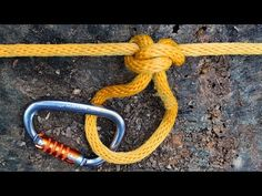 Most Useful Knot - How to Tie Alpine Butterfly Knot Loop & Bend 3 methods - YouTube