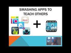 Digital Story Telling Through App Smashing | K12 Online Conference