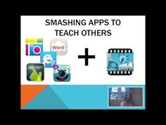 Digital Story Telling Through App Smashing | K12 Online Conference