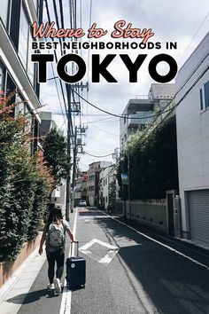 Choosing the perfect accommodation in Tokyo really depends on which neighborhood fits your traveling needs and style. Check out these Tokyo neighborhoods to help determine where to stay in Tokyo when visiting. Tokyo Japan Travel, Japan Travel Tips, New Travel, Asia Travel, Travel Style, Japan Trip, Kyoto Japan, Travel Fashion, Visit Tokyo