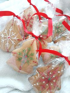 Decorated Gingerbread Gift Ideas