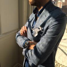 Linnen jacket
