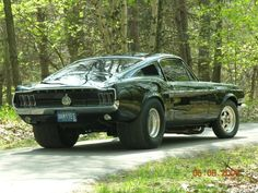 American muscle cars have already been a standard feature of the motor vehicle niche for 68 Mustang Fastback, Mustang Cars, 1967 Mustang, Ford Mustangs, Classic Mustang, Ford Classic Cars, Vintage Mustang, Drag Cars, Performance Cars