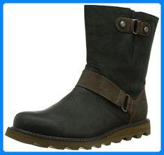 Sorel Scotia, Damen Halbschaft Stiefel, Schwarz (Black 010), 40.5 EU (7.5 Damen UK) - Stiefel für frauen (*Partner-Link)