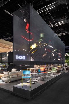 Thonet @immcologne                                                                                                                                                                                 More