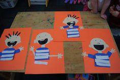 Preschool Author Study: DavidShannon