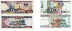 Dónde sacar o cambiar dinero en Luang Prabang - Conmimochilacuestas
