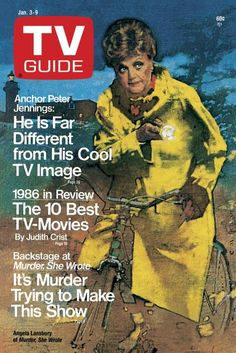 Murder, She Wrote Detective, Angela Lansbury, Tv Land, Vintage Tv, Tv Guide, Me Tv, Classic Tv, Favorite Tv Shows, Movies And Tv Shows