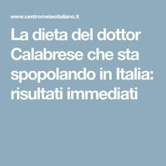 La dieta del dottor Calabrese che sta spopolando in Italia: risultati immediati 1200 Calories, Light Of Life, Food And Drink, Health Fitness, Healthy Eating, Dolce, Sport, Lifestyle, Makeup