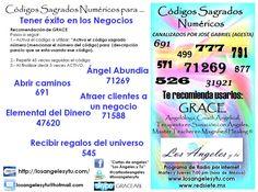 codigos sagrados de los angeles - Buscar con Google