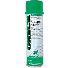 Oreck Carpet Spot & Stain Remover #cleaning #carpets #stains