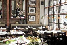 gusto restaurant rome - Google Search