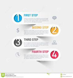 infographics business | Modern business infographics template illustration.