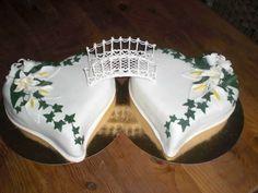 Anniversary Cake Designs, Happy Anniversary Cakes, Wedding Anniversary Cakes, Heart Shaped Wedding Cakes, Heart Shaped Cakes, How To Make Wedding Cake, Cool Wedding Cakes, Pretty Cakes, Beautiful Cakes