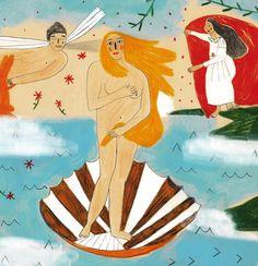 Inma Lorente illustrations