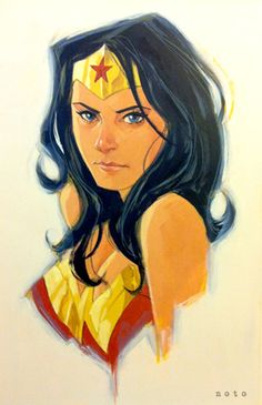wonder woman phil noto