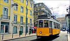 O Elétrico..  Lisboa