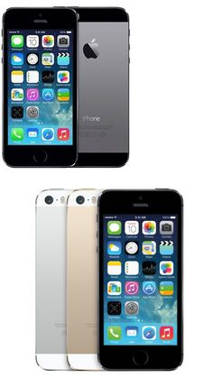 cell phones: Apple Iphone 5S 32Gb Space Gray Gsm Factory Unlocked 4G Smartphone BUY IT NOW ONLY: $219.99