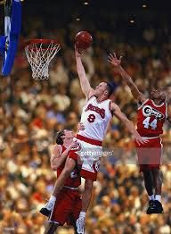 Image result for basketball players Basketball is a sport played by two teams of five players on a rectangular court. https://www.google.com.pk