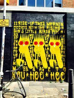 dscreet - shoreditch street art - 14.06.14 part 2 | HPMcQ