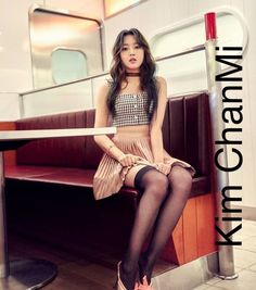 Kim ChanMi AOA