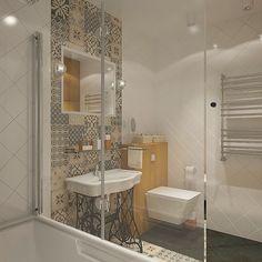 Фото из статьи: Проект недели: 48-метровая квартира-студия в Москве