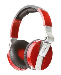 Focal  - Spirit One Red available NOW @Audio Visual Solutions Group 9340 W. Sahara Avenue, Suite 100, Las Vegas, NV 89117