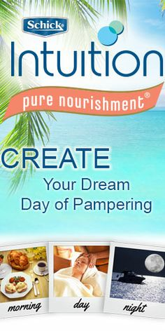 Create Your Dream Day of Pampering