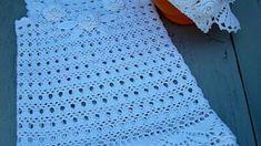 Kız Çocukları İçin Beyaz Örgü Elbise Tarifi – Örgü resimli anlatımlı örgü sitesi Crochet Top, Blanket, Women, Fashion, Amigurumi, Moda, Fashion Styles, Blankets, Cover