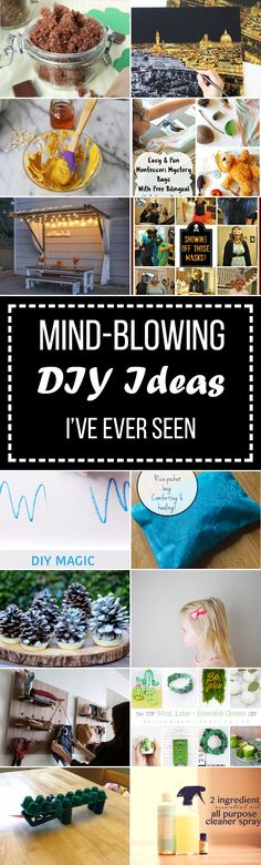 23 Mind-blowing DIY Ideas I've Ever Seen