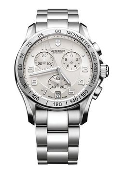 Victorinox Swiss Army® 'Chrono Classic' Bracelet Watch available at #Nordstrom