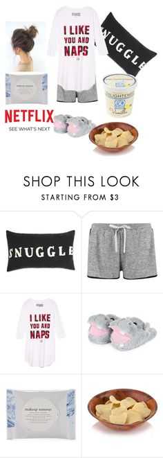 """""""Lazy days"""" by luna-eris ❤ liked on Polyvore featuring Boohoo, Forever 21 and Identity"""