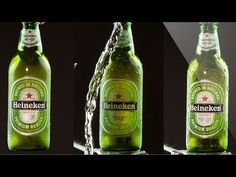 How To Light Beer Using Photoshop - YouTube