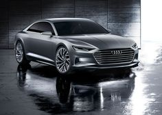 Audi Prologue Concept, if it were a production model it def. would be a future classic right away!